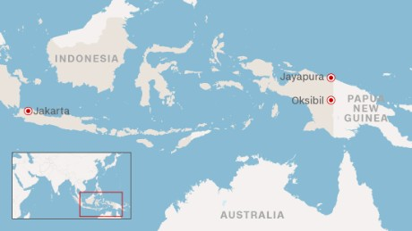 Trigana Crash How Safe Are Indonesian Airlines CNN - Mountainous terrain aircraft accidents map us