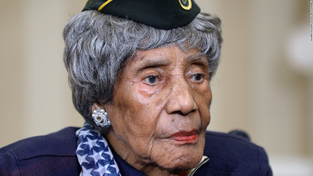 "The country's oldest known living veteran, <a href=""http://www.cnn.com/2015/08/18/politics/veteran-dies-month-after-meeting-obama/index.html"" target=""_blank"">Emma Didlake</a>, died August 16, just one month after being honored by President Barack Obama in Washington. Didlake was 110 years old."