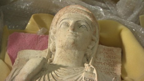Saving Syria's history from ISIS