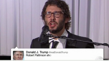 groban sings trumps tweets moos dnt erin_00003123