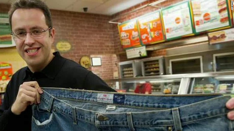jared fogle subway pitchman kaye dnt ac_00015510