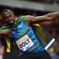 usain bolt celebration london