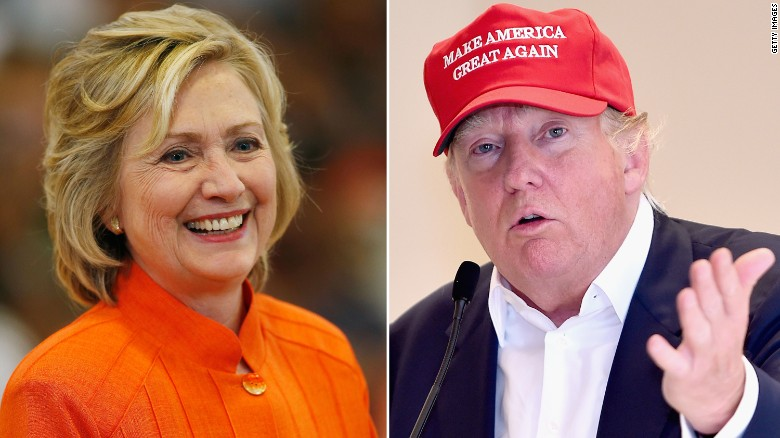 Trump uses vulgar term to attack Clinton