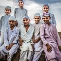 Muslim boys celebrate Eid Instagram