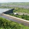 Inga dam congo river aerial view resize