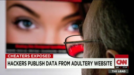 Hackers Publish Data From Adultery Website Lead Segall live_00002525.jpg