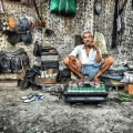 Calcutta shoe shiner Instagram