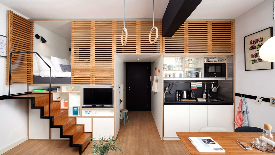 <strong>Zoku, Amsterdam:</strong> Decked out in warm wood and Scandinavian style, Zoku's loft-like rooms feature thoughtful layouts and large dining tables to facilitate deadlines and meetings.