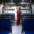 Transgender woman train India Instagram RESTRICTED