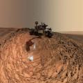 Curiosity Mars rover 0815