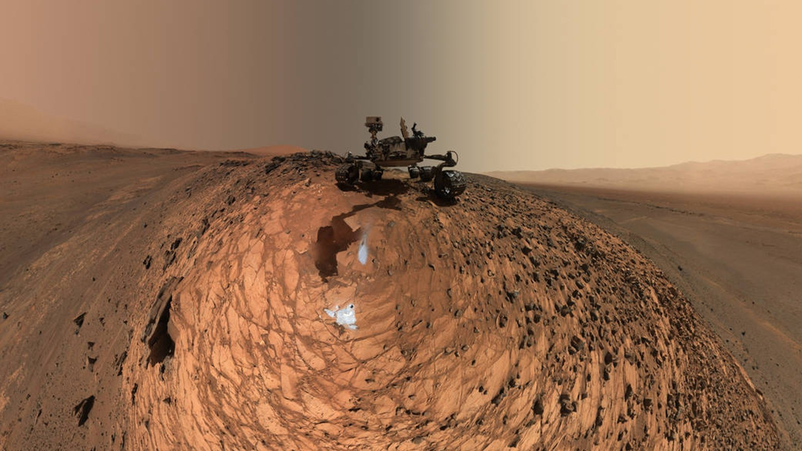cnn mars rover picture penny - photo #22