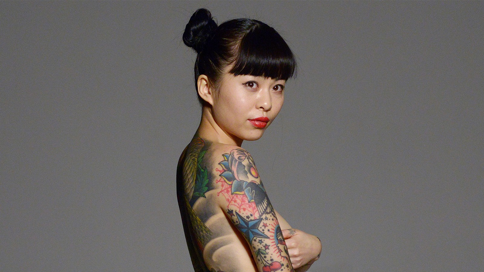 Monami frost 1438 808 wallpaper -  9 For Chinese Tattoos No Longer Taboo Cnn