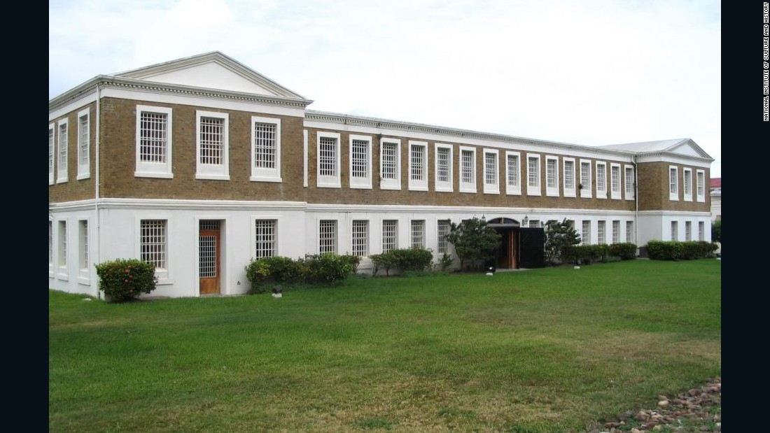 Her Majesty's Prison in Belize City dates back to 1855. The facility didn't close its doors until 1993 and spent the next decade undergoing refurbishments before the National Institute of Culture and History opened it as the Museum of Belize in 2002.