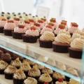 Porschen shop cupcakes