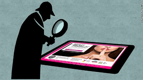 Hackers expose data from cheaters website