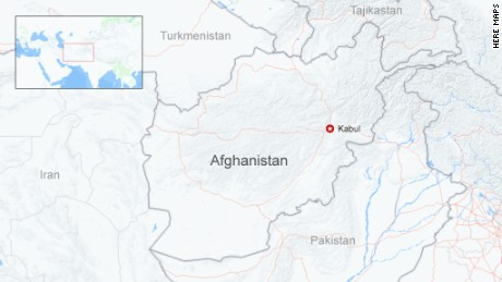 American, Australian kidnapped in Afghanistan, police say