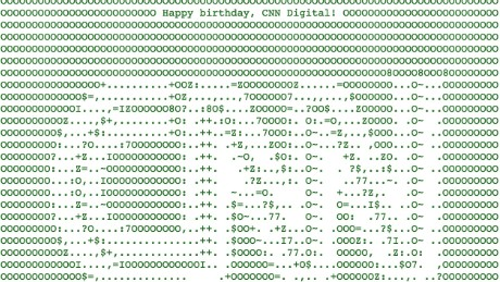 Some birthday wishes in the page source at cnn.com/20