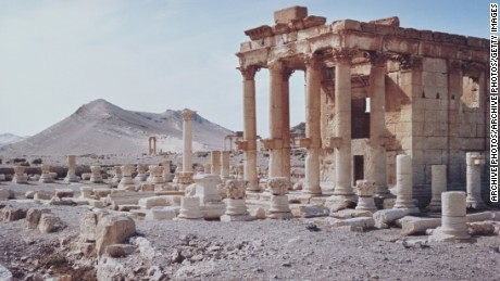 Can 3-D mapping preserve antiquities?