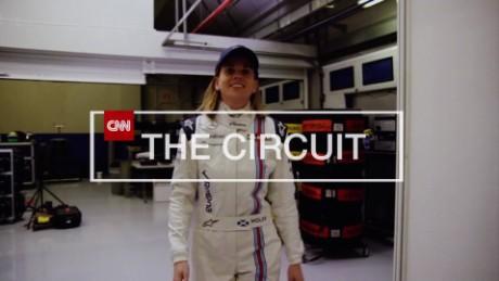 CNN The Circuit Women in F1 08-29-15_00000101