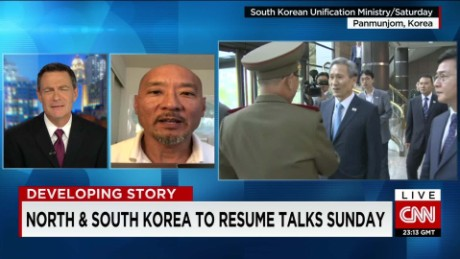 exp North and South Korea Resume Talks_00002001