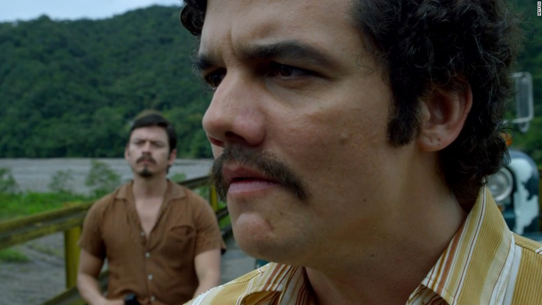 "Wagner Moura has won raves for his role as Pablo Escobar in ""Narcos"" and scored a nomination for best performance by an actor in a television series - drama. Also nominated are Jon Hamm (""Mad Men""), Rami Malek (""Mr. Robot""), Bob Odenkirk (""Better Call Saul"") and Liev Schreiber (""Ray Donovan"")."