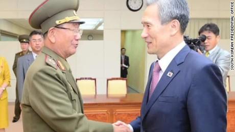 north and south korea reach deal novak lklv_00012001