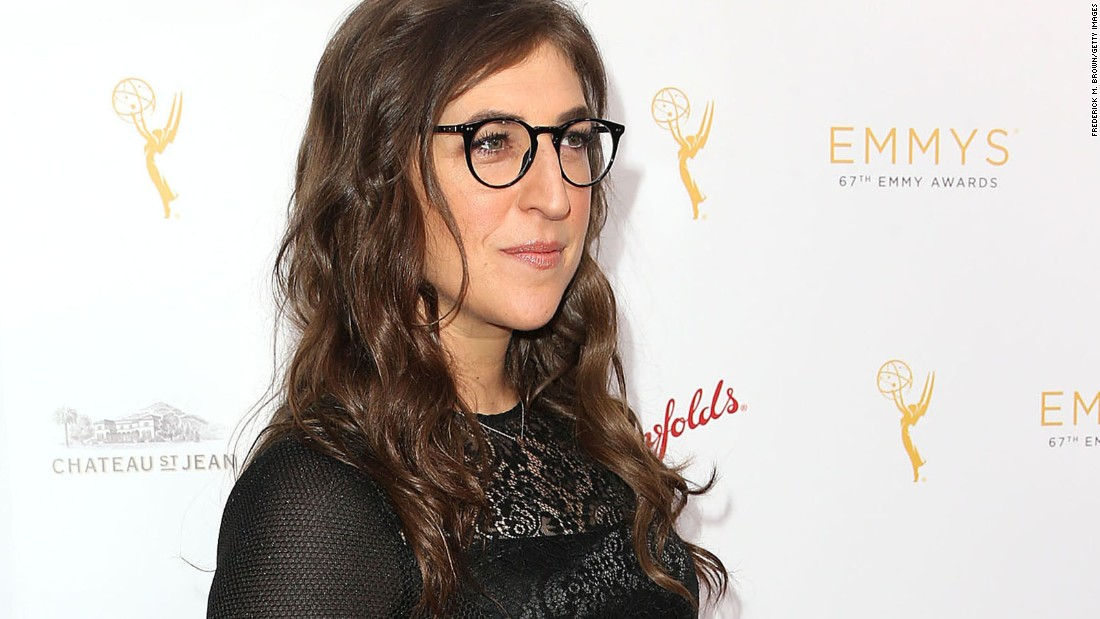 """Big Bang Theory"" star Mayim Bialik studies Jewish texts, shuts down her social media during the Sabbath and believes in practicing modesty. She writes about her beliefs at <a href=""http://groknation.com/"" target=""_blank"">her site GrokNation. </a>"