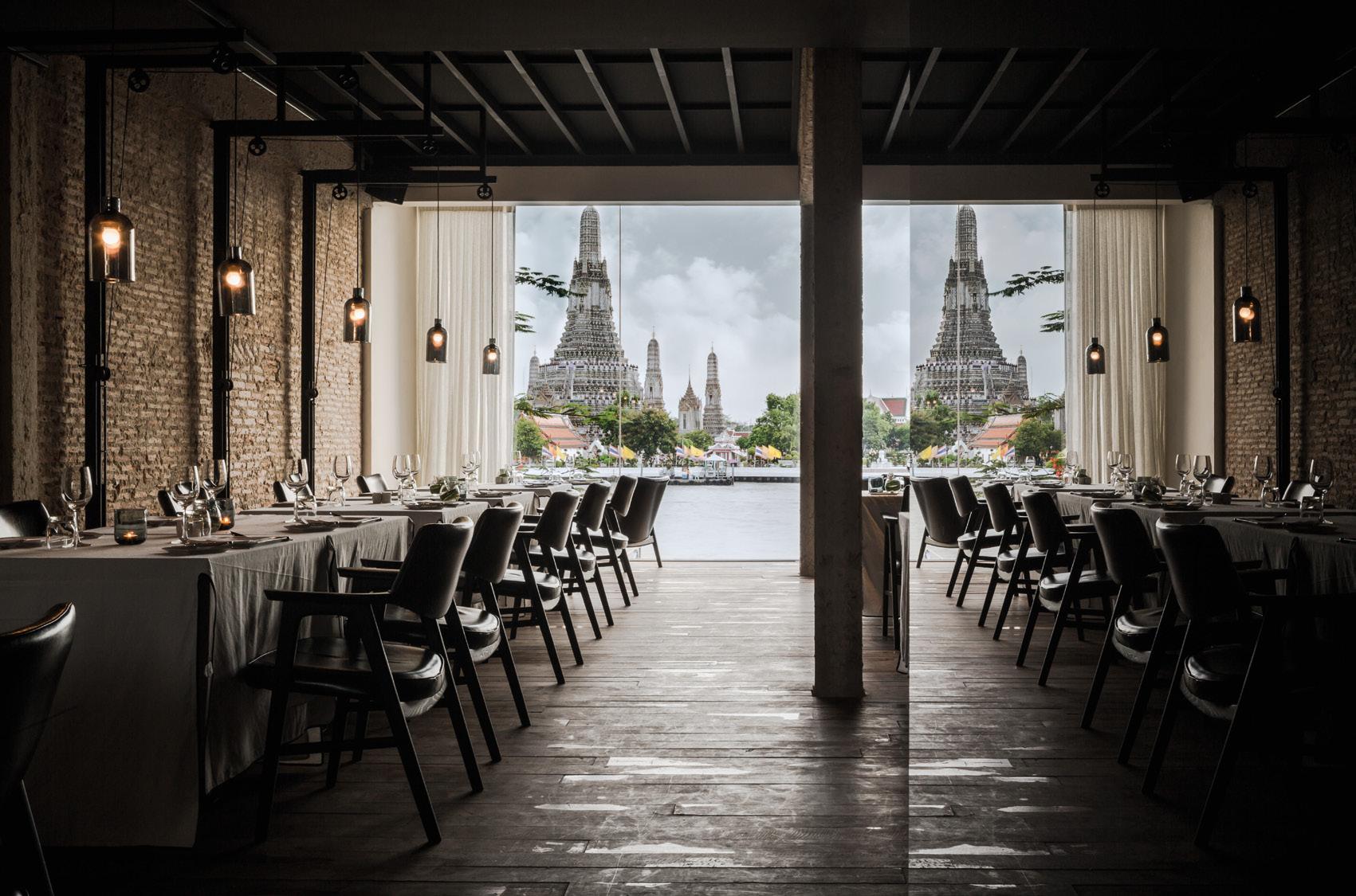17 stunning restaurant designs from around the world | cnn style