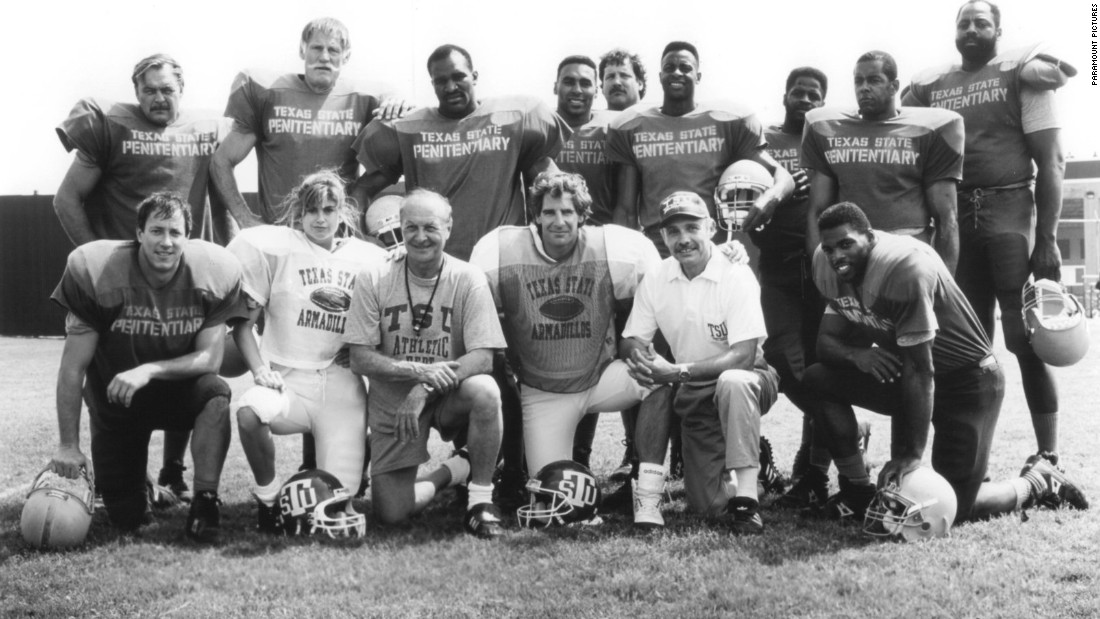 "What happens when a college football program must cobble a team from its existing student body and can't offer scholarships? The 1991 farce ""Necessary Roughness"" offers a look at the ragtag team that could result."