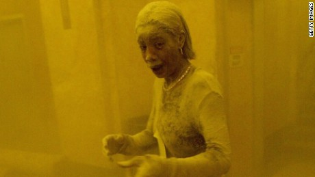 2002: Story behind 9/11 'Dust Lady' photo