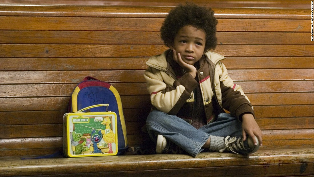 "Smith was a baby-faced child star in 2006's ""The Pursuit of Happyness."""