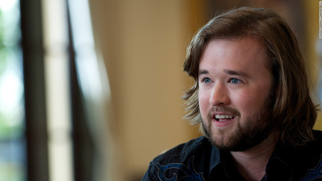 "Fans were excited to see a grown-up Haley Joel Osment in the ""Entourage"" movie in 2015."