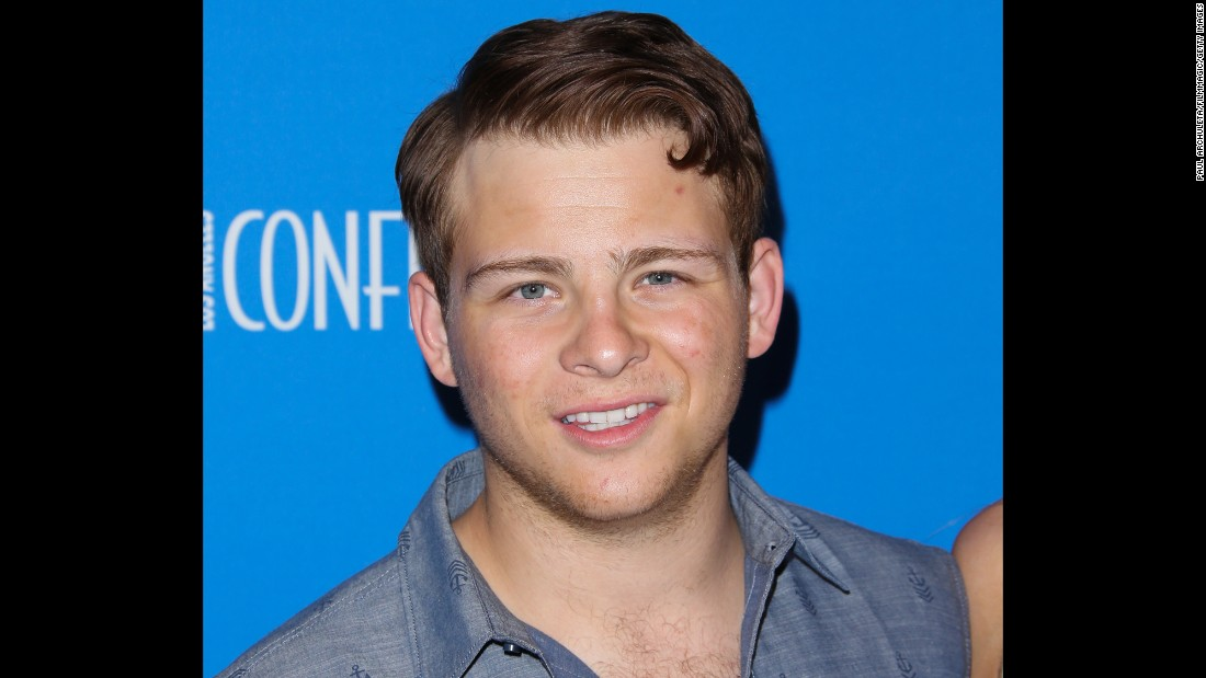 These days, Jonathan Lipnicki is old enough to play Renee Zellweger's love interest.