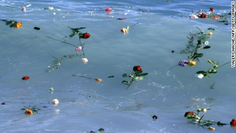 Tide of death: Migrants' bodies wash ashore in Libya
