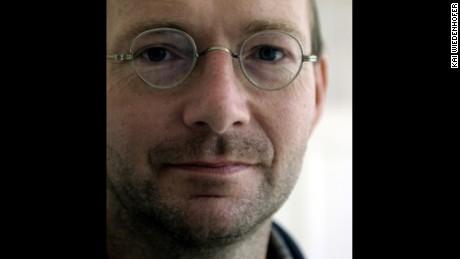 Photographer Kai Wiedenhöfer