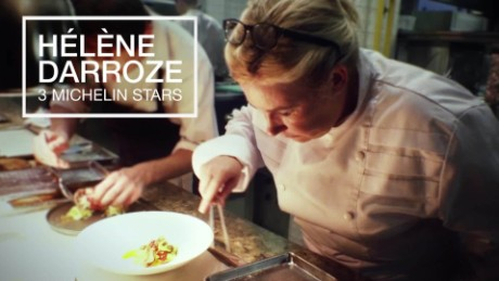CNN Culinary Journeys Hélène Darroze Trailer