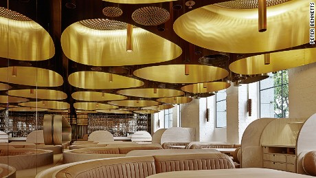 Appetizing designs: Inside 17 of the world's most stunning restaurants