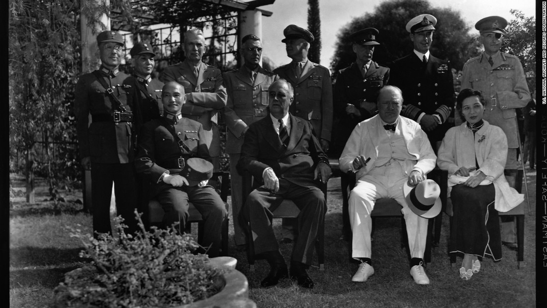 Forgotten ally? China's unsung role in World War II - CNN.com