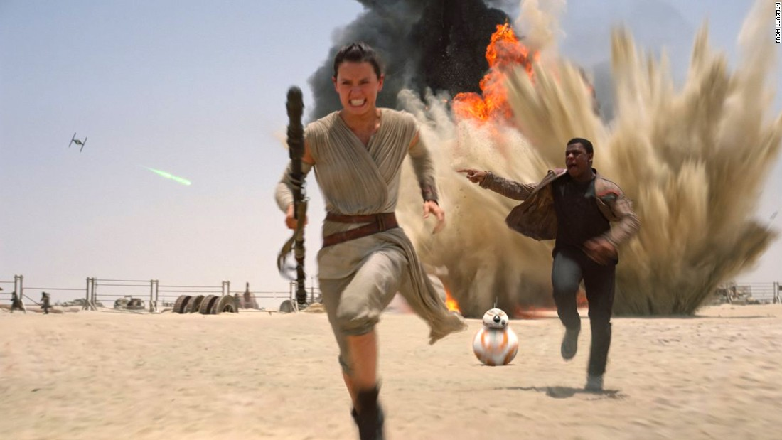 "<strong>""Star Wars: The Force Awakens,"" </strong>the seventh chapter in the blockbuster series, includes cast members old (Harrison Ford, Mark Hamill, Carrie Fisher) and new (Oscar Isaac, Adam Driver, Daisy Ridley). The plot is a closely held secret, but you can be sure there will be lots of light sabers and interstellar travel. (And if you're wondering if it's Oscar bait, keep in mind the first ""Star Wars"" was nominated for best picture.) It opens December 18."