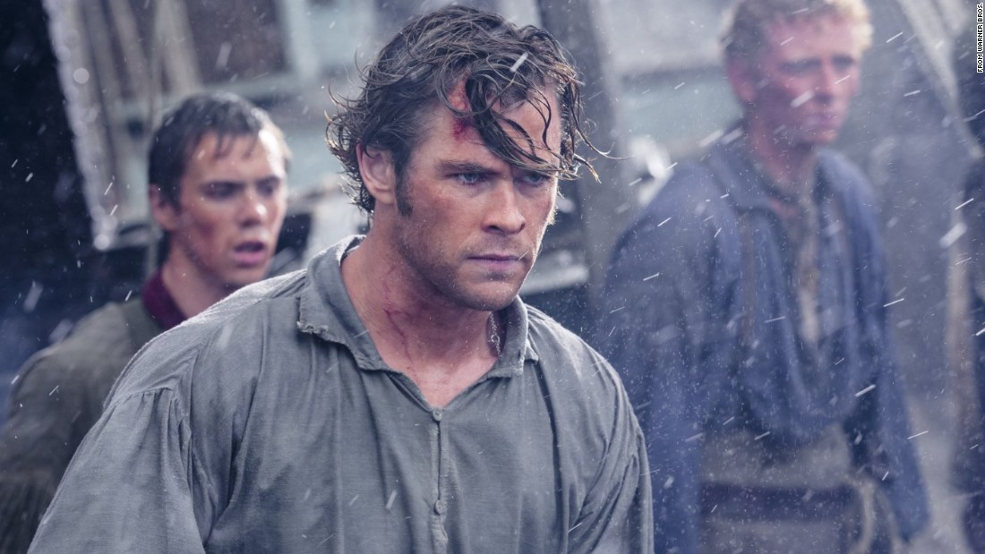 "<strong>""In the Heart of the Sea,""</strong> based on Nathaniel Philbrick's 2000 best-seller, tells the story of the whale ship Essex, which went down in 1820. (You may have heard of another story based on the Essex tragedy: ""Moby-Dick."") Ron Howard directs a cast including Chris Hemsworth, center, and Cillian Murphy. Opens December 11."