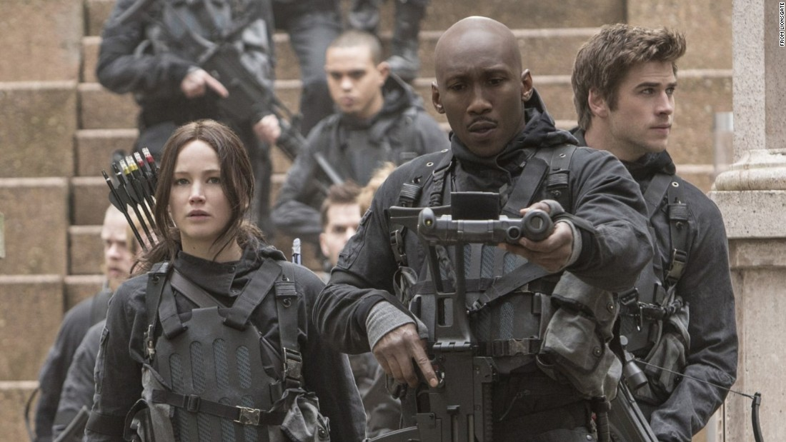 "<strong>""The Hunger Games: Mockingjay -- Part 2"": </strong>Katniss Everdeen must fight her toughest battle during the war of Panem or risk losing everything. <strong>(Amazon Prime, Hulu) </strong>"