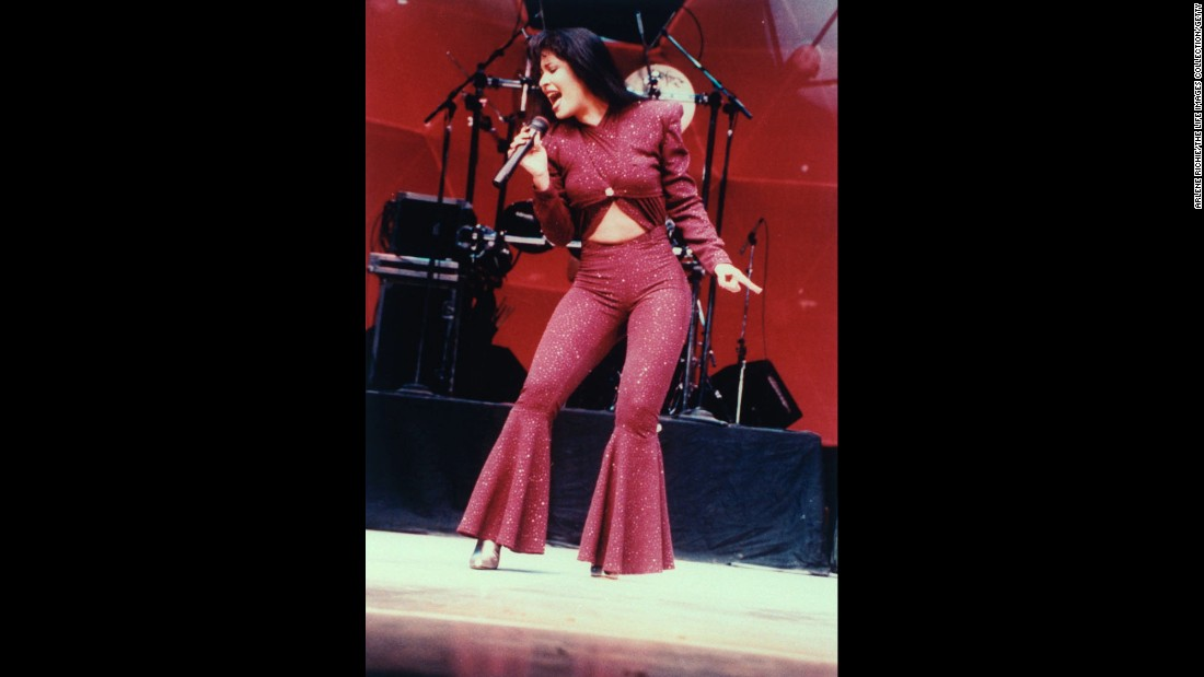 "In March, fans of Mexican-American singer Selena Quintanilla Perez, who used just her first name as her performing moniker, marked <a href=""http://www.cnn.com/2015/03/27/entertainment/feat-tejano-selena-quintanilla-perez-20th-anniversary-death/index.html"">20 years since her death</a> at the hands of Yolanda Saldivar, who was the president of the singer's fan club."