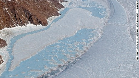 NASA addresses importance of Greenland ice sheet