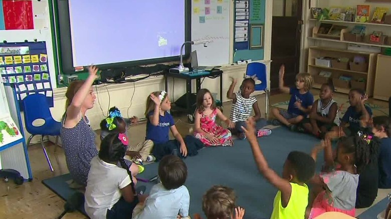 New Orleans schools move forward after Katrina