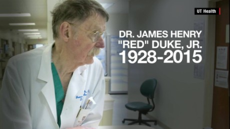 united states-obit-dr. james red duke-pkg_00015906