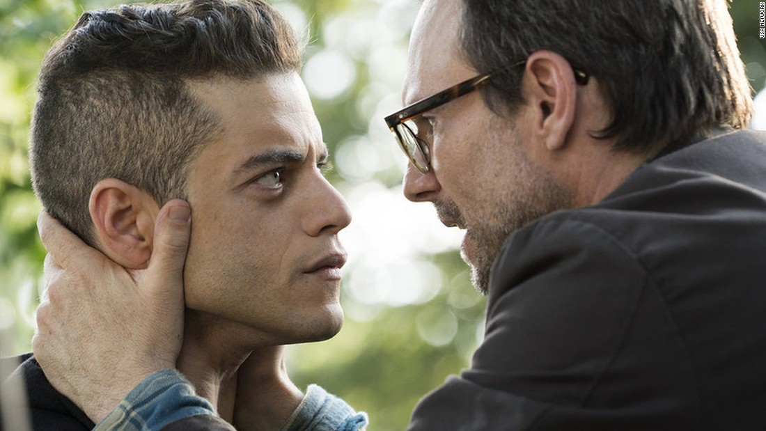 """Mr. Robot"" star Rami Malek was nominated for lead actor in a drama along with Kyle Chandler (""Bloodline""), Bob Odenkirk (""Better Call Saul""), Matthew Rhys (""The Americans""), Liev Schreiber (""Ray Donovan"") and Kevin Spacey (""House of Cards"")."