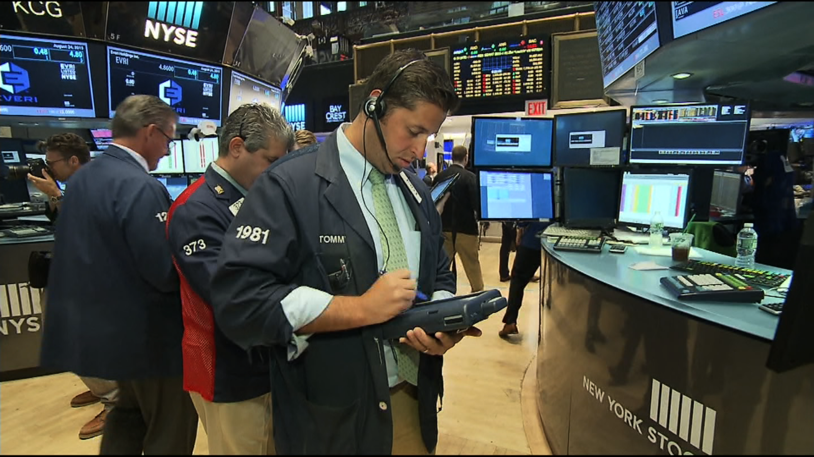Are there enough stock market safeguards? - CNN Video