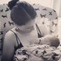 lucy liu baby instagram