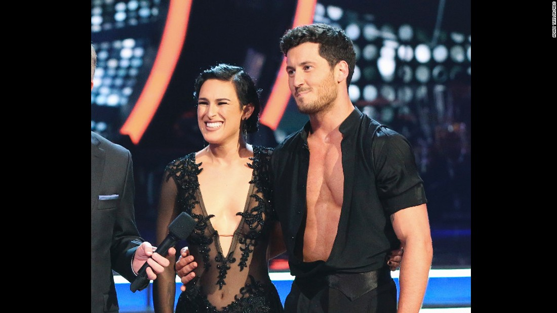 "Rumer Willis, daughter of actors Bruce Willis and Demi Moore, and pro dancer Val Chmerkovskiy <a href=""http://www.cnn.com/2015/05/20/entertainment/2015-dancing-with-the-stars-finale-rumer-willis-feat/"">won season 20</a>."