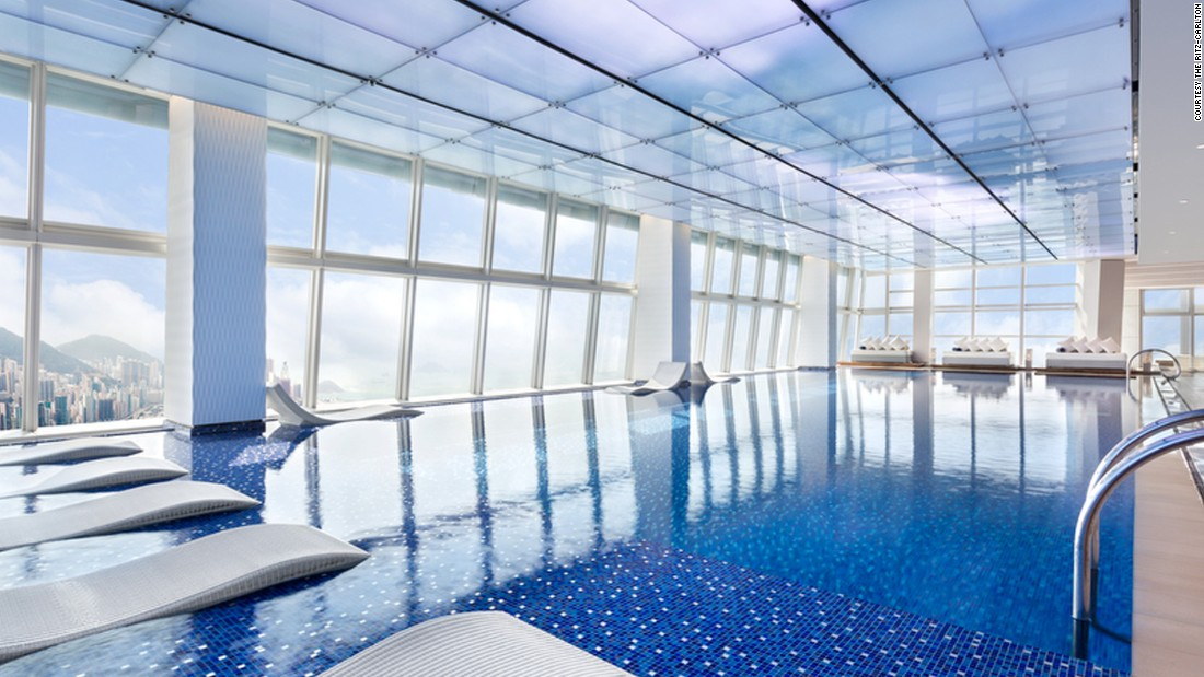 Infinity Pool Hong Kong